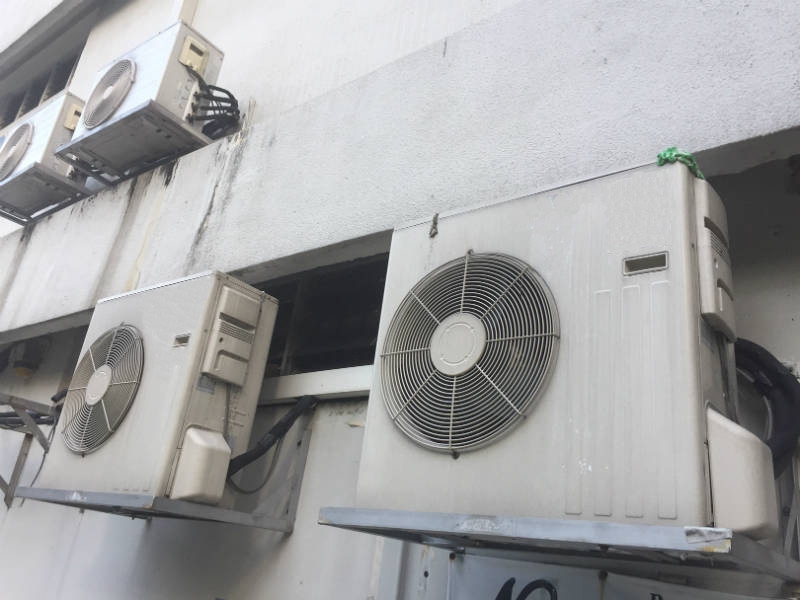 Multi Split Aircon Compressor Unit
