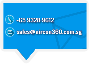 Aircon360 Singapore Contact Information